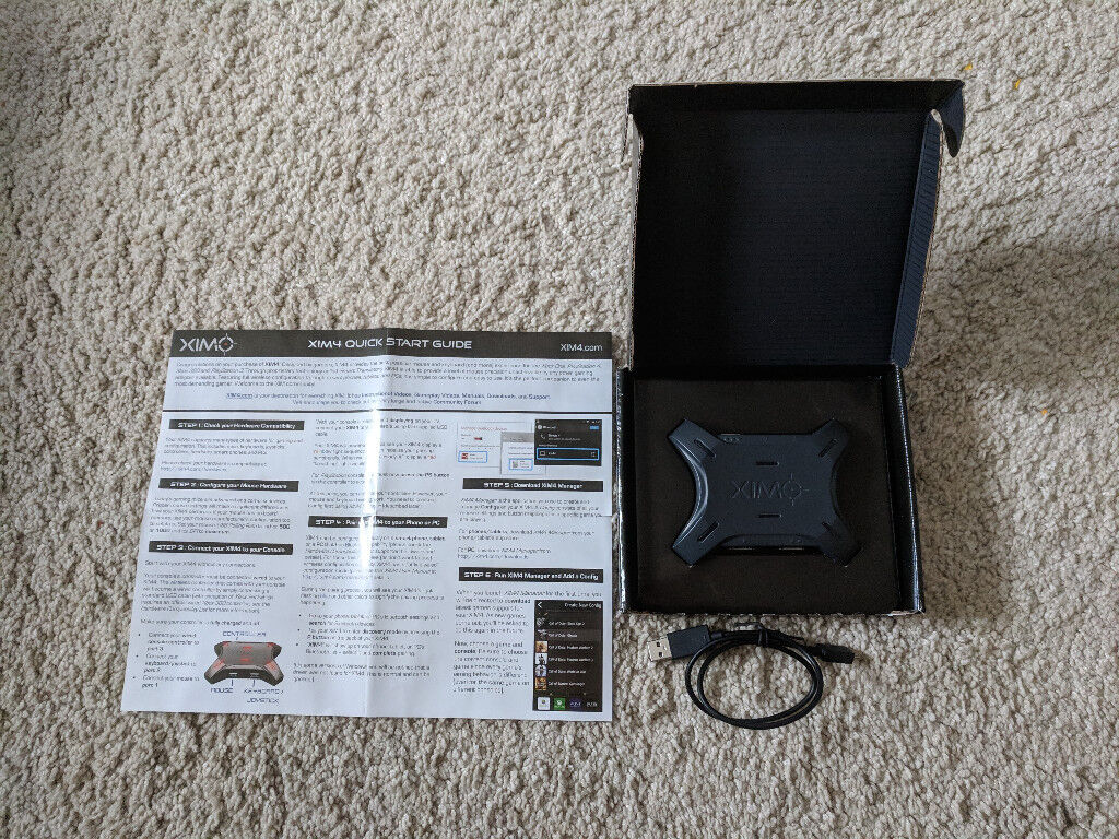 XIM 4 Mouse and Keyboard Adapter For Xbox One , Xbox 360 PS4 And PS3 | in  Bournemouth, Dorset | Gumtree