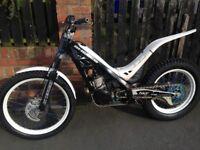 2006 SHERCO 290 cc Trials Bike