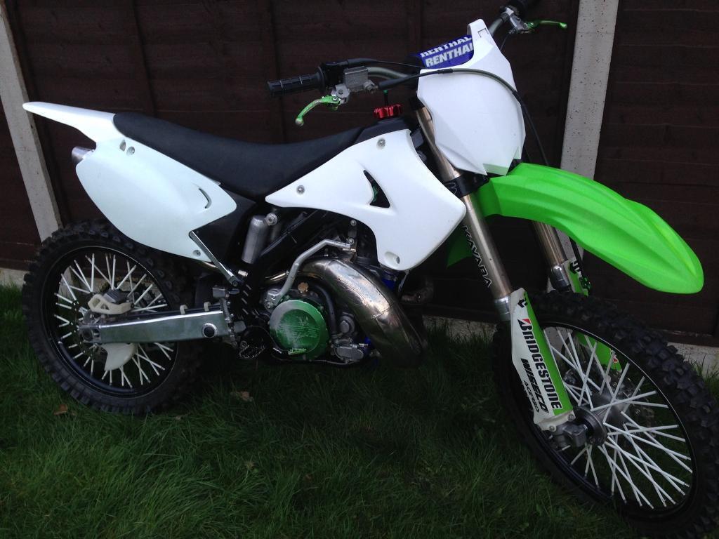 Kawasaki Kx250 2 stroke | in Derby, Derbyshire | Gumtree