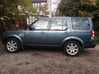 landrover discovery 2012 great spec diesel automatic 7 seater