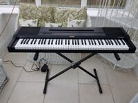 Casio CPS 700 Electronic Keyboard Piano Complete with Stand