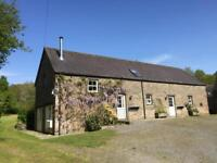Self catering cottage Carms/Pembs