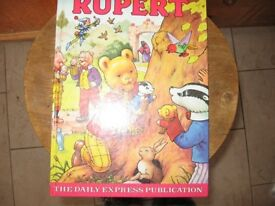 Rupert. A Daily Express Publication.