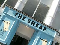The Sheaf is looking for friendly hard working people to join our team!
