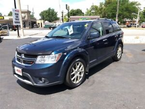 2015 Dodge Journey R/T AWD- NAVIGATION SYSTEM, REAR VIEW CAMERA
