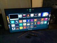 SAMSUNG 46 INCH FULL HD 1080P 3D SMART LED INTERNET TV.