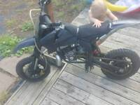 50cc kids bike ktm copy kick start
