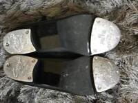 Capezio size 4 tap shoes