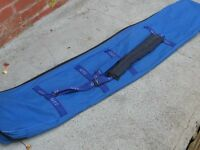 6ft fishing rod hold all, and 8ft keepnet