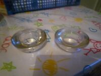 Tea light candle holders & Candle cups