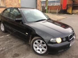 BMW 3 series petrol manual