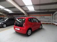 Volkswagen UP TAKE UP (red) 2014-05-03