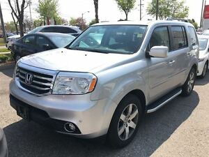 2014 Honda Pilot TOURING | NAV | DVD | ONE OWNER | LEATHER | AWD