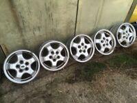 Land Rover alloy rims