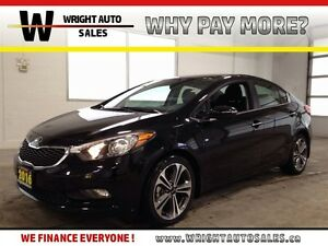 2016 Kia Forte EX| BLUETOOTH| BACKUP CAM| HEATED SEATS|4,822KMS