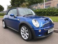 MINI Convertible 1.6 Cooper S 2dr - Priced To Sell.
