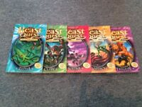 Beast Quest Books - Series 2 (The Golden Armour)