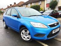 2010 FORD FOCUS 1.6 STYLE 5DR,32000 MILES,FULL FORD HISTORY,GRAB A BARGAIN.