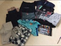 Selection of good quality boys clothes for age 11-12 years
