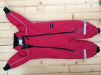 High performance bundle of Swedish winter clothing for 1 to 2 year olds