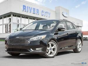 2016 Ford Focus $142 b/w pmts are tax in   Titanium