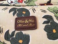 Ollie&Nic designer holdall brand new