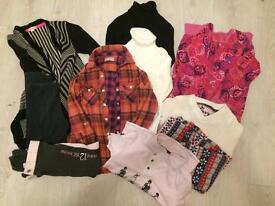 Girls Clothes Bundle 7-8