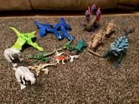 Dinosaurs & Dragons