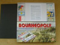 BOURNEOPOLY BUSINESS TRADING GAME BOURNEMOUTH & CHRISTCHURCH 1998 MONOPOLY STYLE NEW