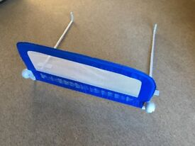 Mothercare Bed Guard Side - Blue