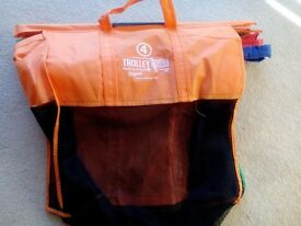 shopping bags trolley bags