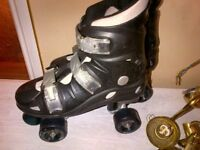 Roller Boots SIZE 6