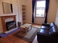1 bedroom fully furnished 1st floor flat to rent on Moat Street, Slateford, Edinburgh