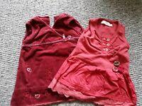 Baby girl dresses 0-3months