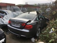 BMW M3 2010 60 DAMAGED COMPETITION SPEC ONLY 5100 MILES DCT AUTO £8999