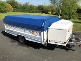 Conway Challenger Trailer Tent