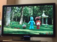 """47"""" PHILIPS LCD TV ( FOR SWAP ONLY)"""