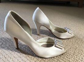 Filippa Scott wedding shoes