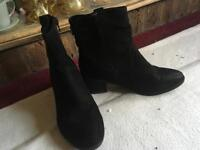 New look ladies ankle boots size 6/39 used one time £5
