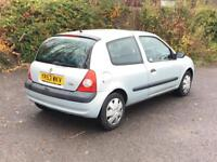 Renault Clio 1.2 Perfect first car