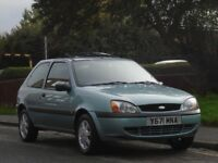 Ford Fiesta 1.3 Finesse 5dr£500 p/x welcome LONG MOT,LOW TAX,READY TO GO