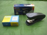 Brand New REXEL Gazelle Premium Stapler with Box of 5000 26/6 Staples