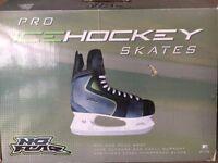 Pro Ice hockey skates size 7