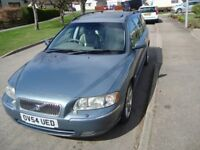 Volvo V70 SE D5 Automatic- 7 seat - 54 plate