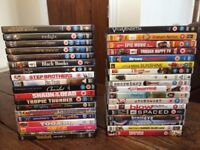 Selection of DVD's - comedy, action & more