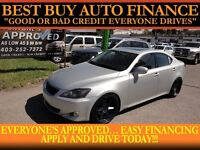 2008 Lexus IS 250 AWD ***EVERYONE APPROVED FINANCING***