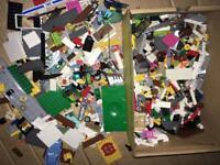 Large shoebox of random Lego £20