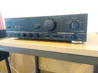 Technics SU-V470 Stereo Integrated Amplifier. Class AA