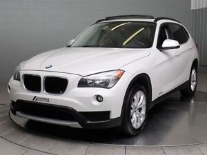 2013 BMW X1 XDRIVE A/C MAGS TOIT PANORAMIQUE CUIR