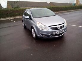 2009 Vauxhall Corsa Automatic Design Full Mot Superb Drives Very Cheap To Run And Insurance
